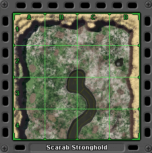 Alpha Strike Games Scarab Stronghold